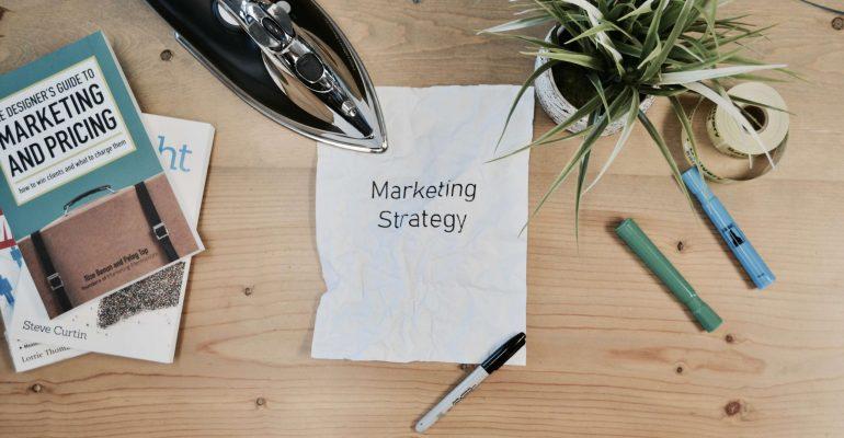 strategi marketing