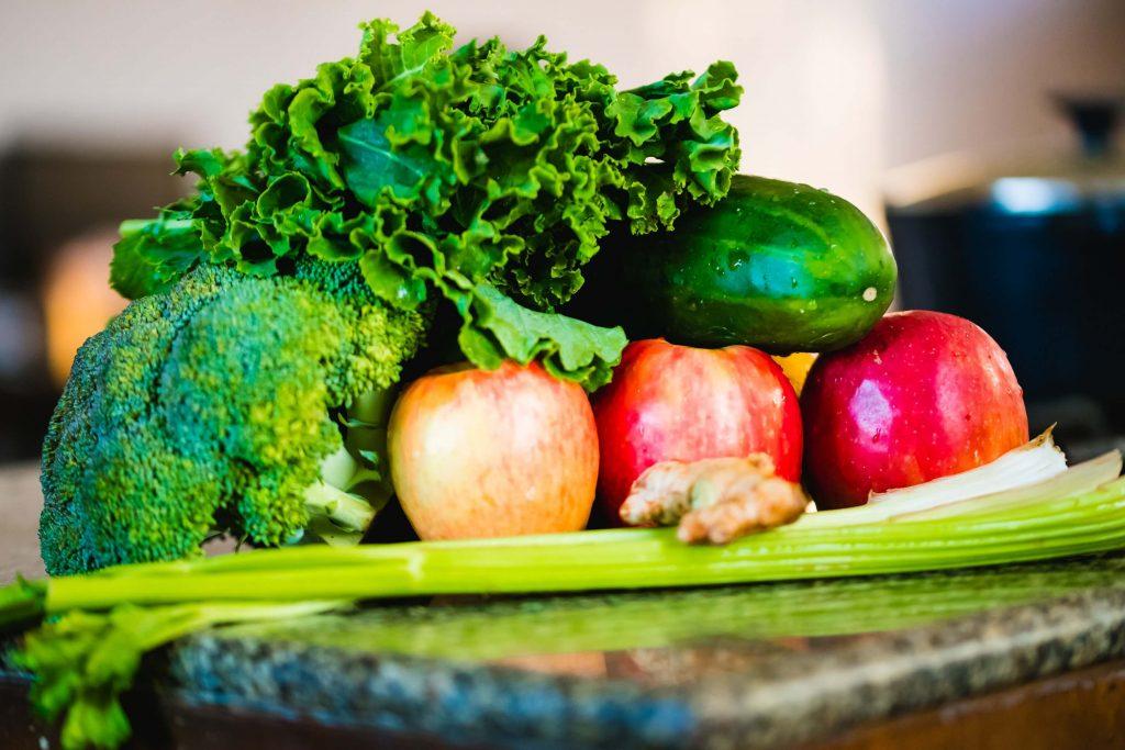 Asupan nutrisi makanan sangat berpengaruh